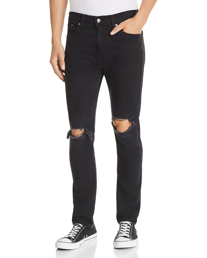 Levi's - 510 Skinny Fit Jeans in Crashed