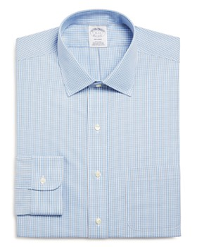 Brooks Brothers - Gingham Classic Fit Dress Shirt