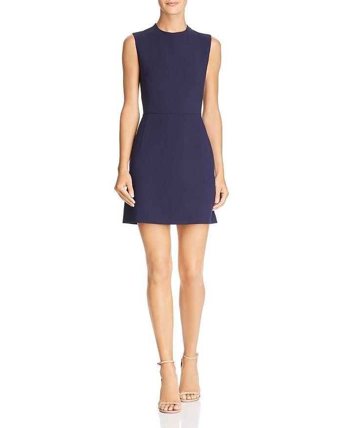 4ec3d8ea2c7e2 FRENCH CONNECTION - Sundae Solid Mini Dress