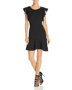 Rebecca Minkoff - Saphira Ruffle-Trim Dress