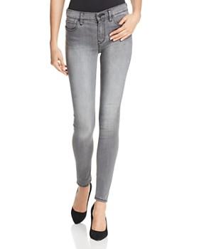Hudson - Nico Skinny Jeans in Trooper Gray