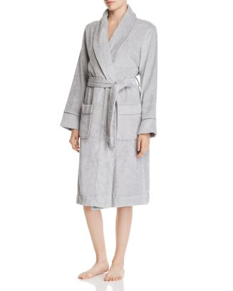 Modal Bath Robe   100 Percents Exclusive by Hudson Park Collection