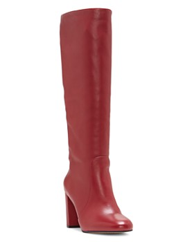 04e5c633d364 VINCE CAMUTO - Women s Sessily Round Toe Slouchy High-Heel Boots - 100%  Exclusive ...