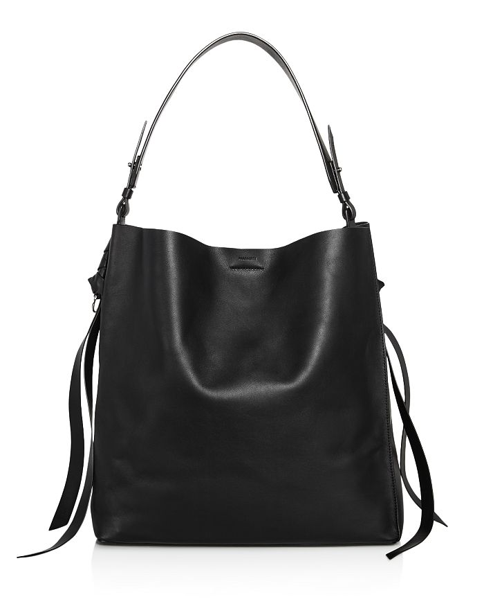 ALLSAINTS - Voltaire Large Leather Tote