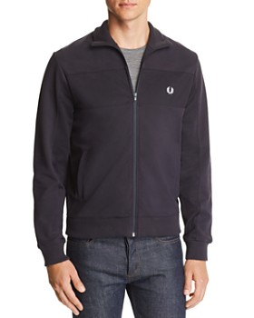 Fred Perry - Paneled Track Jacket