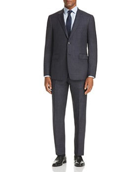 Theory - Mayer Sartorial-Check Slim Fit Suit Separates