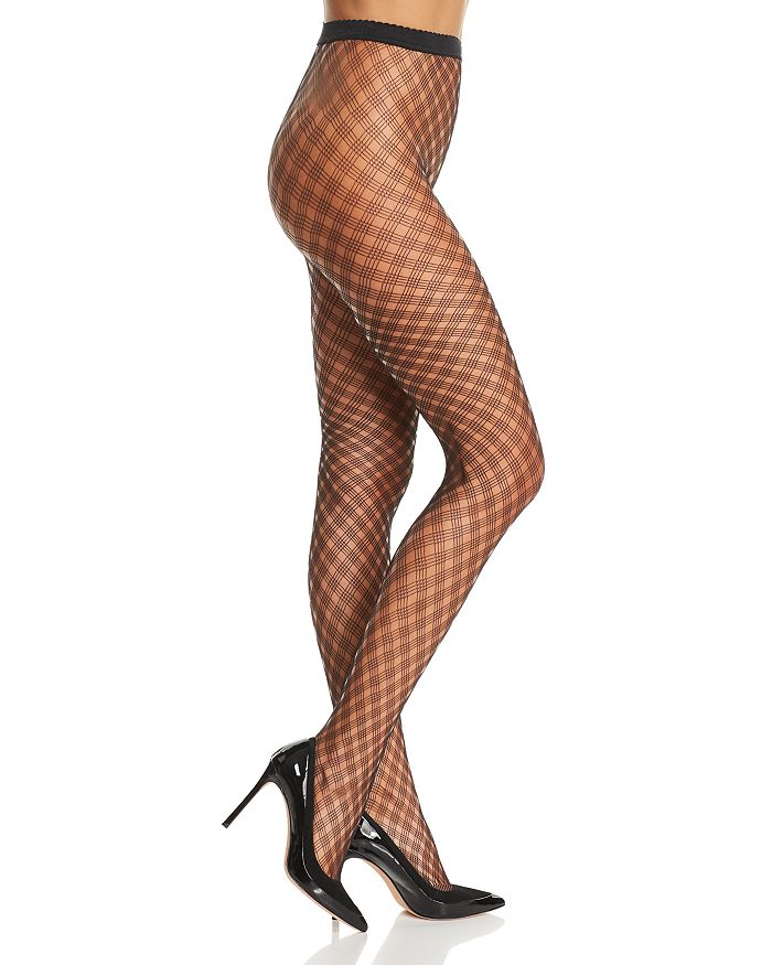 Wolford - Bobbi Fishnet Tights