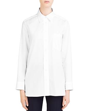 Gerard Darel Cotton Tunic Shirt - 100% Exclusive