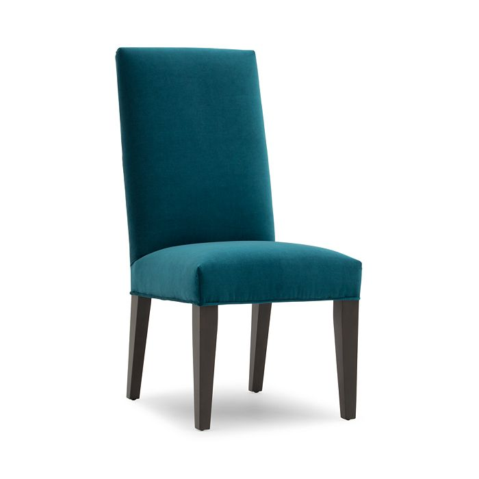 Mitchell Gold Bob Williams - Anthony Tall Velvet Side Chair