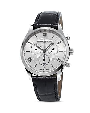 Frederique Constant Classics Chrono Quartz Watch