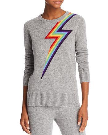 Madeleine Thompson - Lightning Bolt Cashmere Sweater