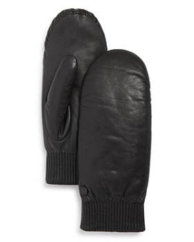 Canada Goose - Leather Tech Mittens
