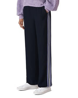 Whistles - Helena Side-Stripe Pants