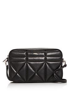 Furla - Fortuna Medium Quilted Leather Convertible Crossbody