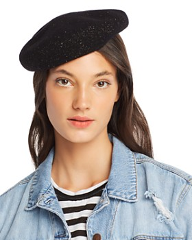4462464afee Laulhere - Orion Metallic Beret