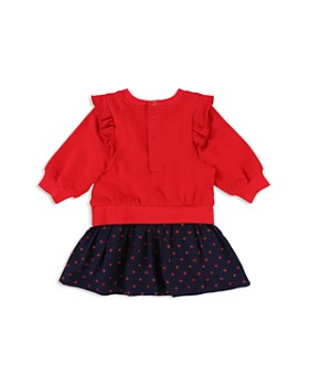 Little Marc Jacobs - Girls' Apple Tutu Sweater Dress - Baby