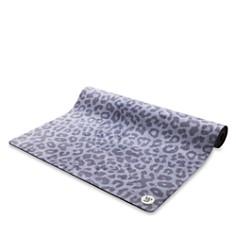 Yellow Willow Yoga - Leopard Yoga Mat
