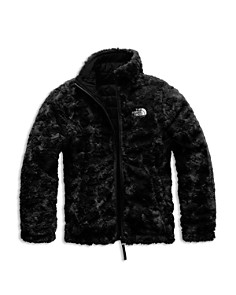 The North Face® - Girls' Reversible Mossbud Swirl Quilted & Fleece Jacket - Big Kid, Little Kid