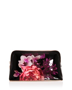 Ted Baker - Leila Splendour Floral Cosmetics Bag
