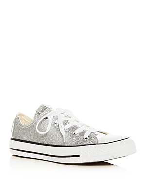 Converse Women's Chuck Taylor All Star Glitter Low-Top Sneakers