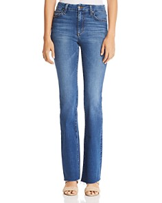 Joe's Jeans - Honey High Rise Bootcut Jeans in Kahlo