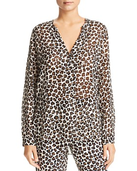 Marella - Iesolo Leopard-Print Top - 100% Exclusive
