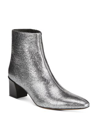 Vince Women's Lanica Metallic Leather