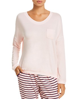 Jane & Bleecker New York - Long-Sleeve Scoop Neck Tee