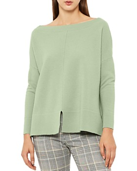 REISS - Selina Wool & Cashmere Sweater