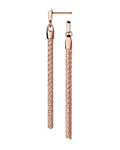 Links of London Rose Gold-Plated Tassel Earrings - Bloomingdale's_0