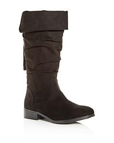 STEVE MADDEN - Girls' JPerri Slouch Boots - Little Kid, Big Kid