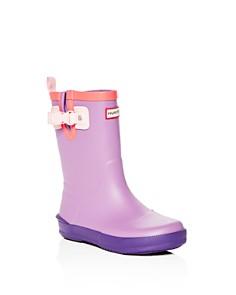 Hunter - Unisex Davidson Rain Boots - Toddler, Little Kid