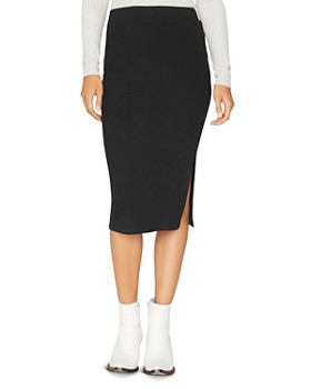 Sanctuary - Side-Slit Pencil Skirt