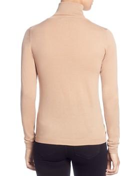 T Tahari - Wool Turtleneck Sweater