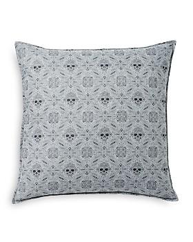 "Robert Graham - Skulduggery Decorative Pillow, 20"" x 20"""