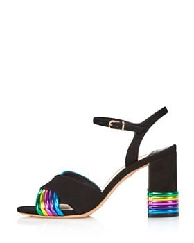 Sophia Webster - Women's Joy Suede High-Heel Sandals