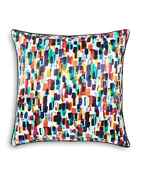 "Robert Graham - Confetti Decorative Pillow, 22"" x 22"""