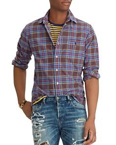 Polo Ralph Lauren - Plaid Classic Fit Oxford Shirt