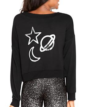 Terez - Planet Sweatshirt