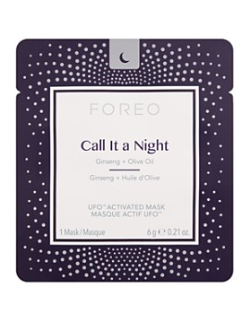 FOREO - Call It a Night UFO Activated Masks, Set of 7
