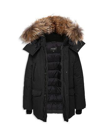 Mackage - Girls' Down Parka with Fur Trim - Big Kid