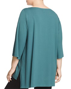 Eileen Fisher Plus - High/Low Top