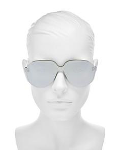 Dior - Women's Colorquake Square Rimless Sunglasses, 99mm