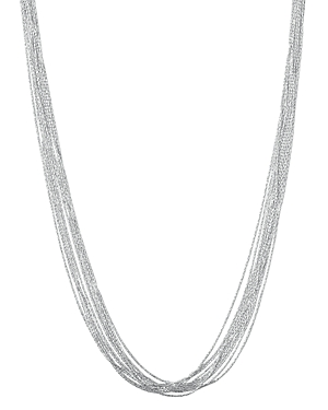 Links Of London LINKS OF LONDON ESSENTIAL 10-STRAND NECKLACE, 17.7