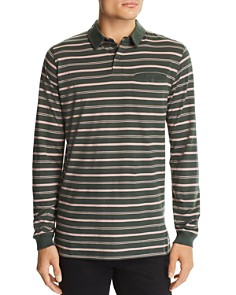 BANKS Hello Striped Polo Shirt - 100% Exclusive - Bloomingdale's_0
