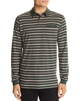 BANKS - Hello Striped Polo Shirt - 100% Exclusive