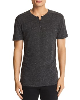 One Bxwd - Short-Sleeve Henley