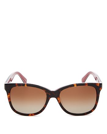 b2494b7809e kate spade new york Women s Danalyn Polarized Square Sunglasses ...