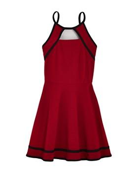 Sally Miller - Girls' Shay Mesh-Cutout Dress - Big Kid