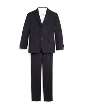Michael Kors - Boys' Plaid Sport Jacket & Pants Set - Big Kid
